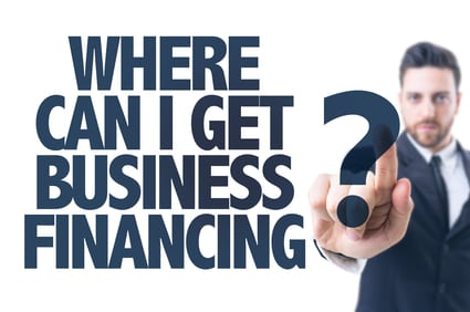 start up business financing