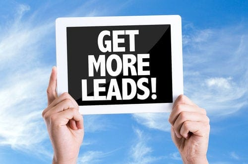 get leads for start up businesses
